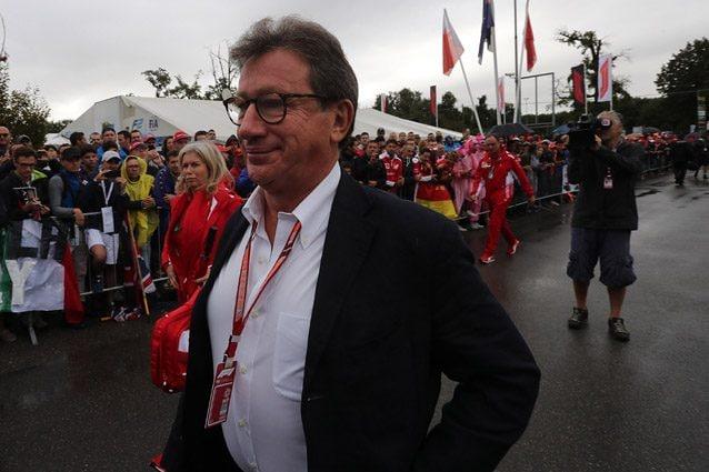 Ferrari, Camilleri: 'I piloti sono contenti'