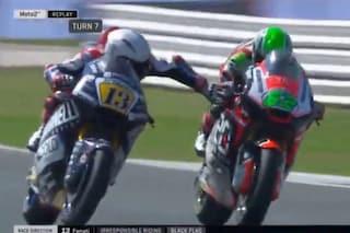 """Moto2, Manzi non perdona: """"Fenati? Un pazzo, ha provato ad ammazzarmi"""""""