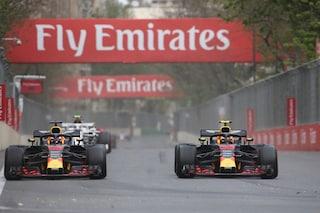 Pioggia di penalità a Sochi: Red Bull, Toro Rosso e Fernando Alonso partiranno dal fondo