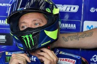 """MotoGp, Valentino Rossi: """"Ducati e Honda più vicine alla Formula 1"""""""