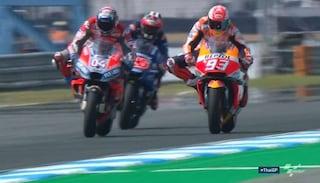 MotoGP, le pagelle del GP della Thailandia: ancora Marquez, ma che duello con Dovi!