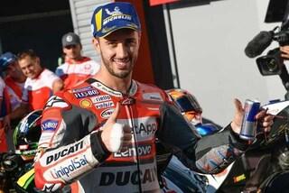 """MotoGP, Dovizioso: """"Pole ok, ma Marquez è messo molto bene"""""""