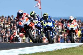 MotoGP, orari tv del Gp di Malesia: la gara di Sepang in diretta su Sky e replica su Tv8
