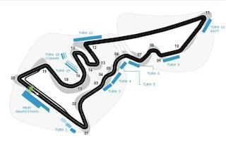 GP Usa: Austin, circuito da medio carico ispirato alle piste più belle del mondo