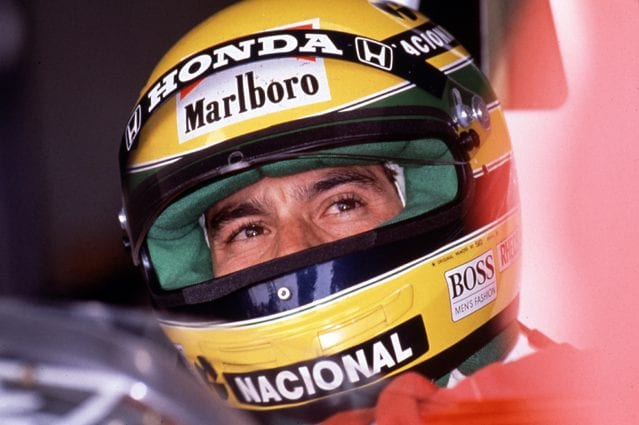 Ayrton Senna – LaPresse