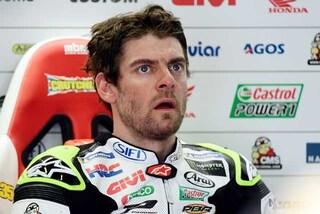 MotoGP, brutta caduta per Crutchlow in Australia: le condizioni dopo l'incidente in curva 1