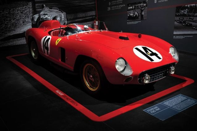 Ferrari 290 MM by Scaglietti – Foto RM Sotheby's