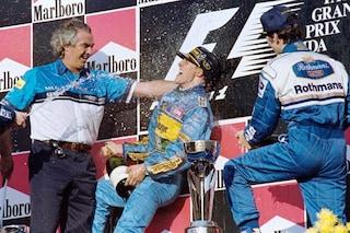 """Briatore ricorda Schumacher: """"Ai tempi della Benetton nessuno credeva nel suo talento"""""""