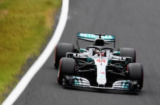 F1, le pagelle del GP del Giappone: sempre e solo Hamilton, 'harakiri' Vettel. Red Bull ok