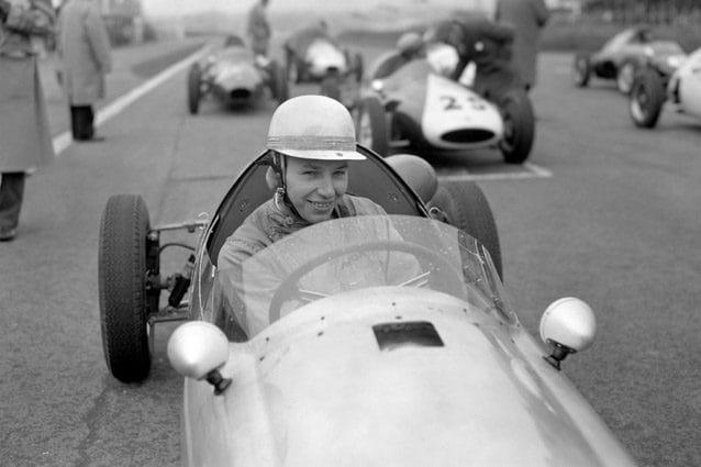 John Surtees – LaPresse