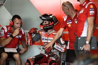 """MotoGP, Lorenzo prova il rientro: """"Spero di correre, ma Sepang non è la pista migliore"""""""