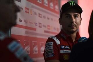 MotoGP, per Jorge Lorenzo una settimana di terapia a Bangkok
