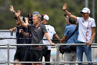 Force India e Haas irregolari, Ocon e Magnussen squalificati dal GP degli Stati Uniti