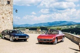 Doppio compleanno in casa Lamborghini, le icone Espada e Islero festeggiano mezzo secolo