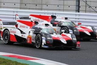 WEC: prima fila tutta Toyota nella 6 Ore di Shanghai, Alonso partirà 2°