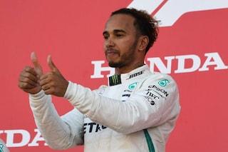 """Hamilton: """"Ho già eguagliato Senna, il record di titoli di Schumacher non è l'obiettivo"""""""