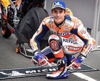 """MotoGP, Marquez: """"A Valencia per festeggiare e vincere la Tripla Corona"""""""