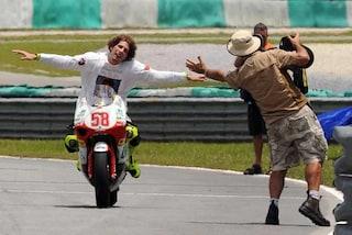 Marco Simoncelli, 10 anni fa campione del mondo 250