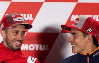 """MotoGP, Marquez: """"Vittoria e titolo in Giappone? Non dimentichiamoci Dovizioso"""""""