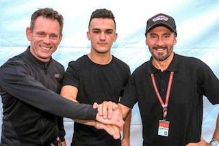 Debutto nel mondiale Moto3 per il Max Racing team di Biaggi: Aron Canet sarà il suo pilota