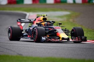 F1 GP Brasile, Prove libere 1: Verstappen guida il gruppo, Vettel e Hamilton a un soffio