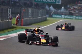 F1 GP Messico, Prove libere 2: volano le Red Bull, in ritardo Ferrari e Mercedes