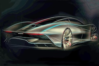 Troppo veloce anche per la pista, ecco la McLaren Speedtail che tocca i 400 km/h