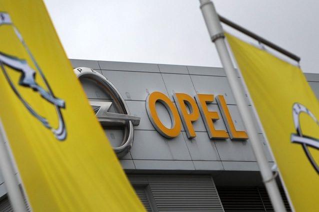 Lo stabilimento Opel – LaPresse