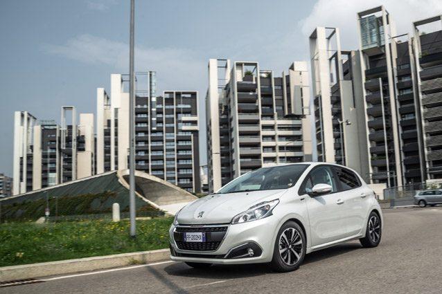La Peugeot 208 Signature