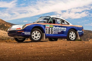 Asta record per Porsche, la 959 Paris-Dakar venduta per 5,2 milioni di euro