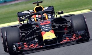 F1 diretta GP Messico 2018