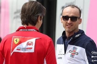 """Kubica ammette: """"Non è stato facile rifiutare l'offerta della Ferrari"""""""