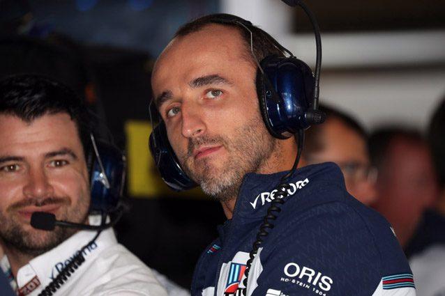 Robert Kubica – LaPresse