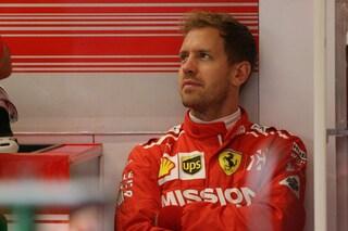 """Vettel: """"Nessuna sorpresa, le nuove gomme sono molto simili a quelle 2018"""""""