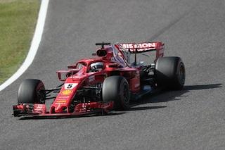 Ferrari in Giappone per sfatare il tabù, Hamilton a caccia del record di Schumacher