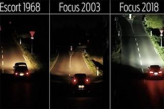 La tecnologia a favore della sicurezza, ecco i nuovi fari per la guida notturna di Ford