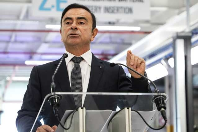 Carlos Ghosn / Getty Images