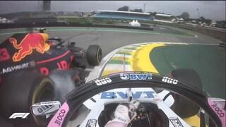 Le pagelle del Gp del Brasile: Verstappen 'scippato', Ham scarta il regalo di Ocon