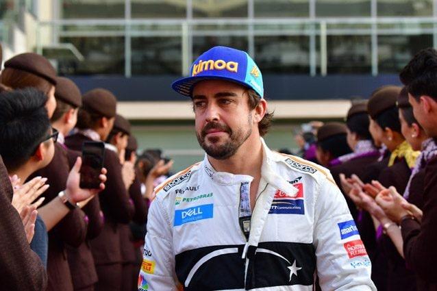 Fernando Alonso – LaPresse