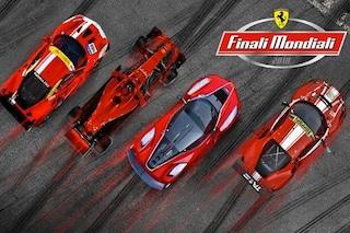 Ferrari Finali Mondiali 2018, a Monza va in scena lo spettacolo del Cavallino