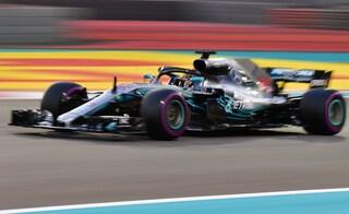 F1 diretta GP Abu Dhabi 2018