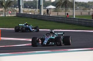 F1 GP Abu Dhabi, Qualifiche: Hamilton si prende anche l'ultima pole del 2018, Vettel 3°