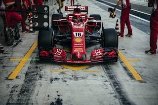 F1 Test Pirelli Abu Dhabu Day 2: Leclerc meglio di Vettel, il monegasco è 1° a metà giornata
