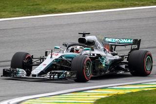 F1 GP Brasile, Qualifiche: Hamilton centra la pole position, Vettel scatterà al suo fianco