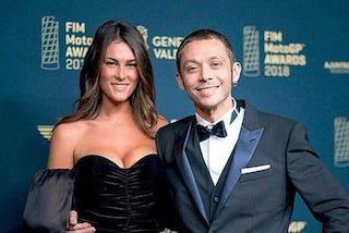 """Valentino Rossi, auguri social alla fidanzata Francesca Sofia Novello: """"Buon compleanno amore"""""""