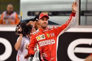 Vestappen 6° in griglia ad Abu Dhabi, Vettel rimane il più giovane poleman nella storia della F1