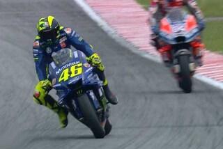 MotoGP Sepang, Rins si prende il venerdì. Bene Rossi e Dovizioso, fatica Lorenzo