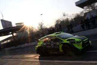 Dominio Rossi al Monza Rally Show, Valentino ipoteca la vittoria