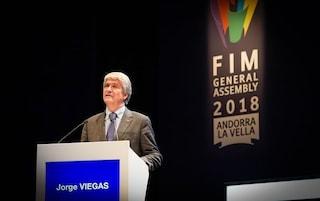 Finita l'era di Vito Ippolito, Jorge Viegas nuovo presidente FIM