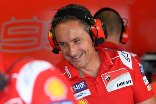 Silvio Sangalli / Ducati
